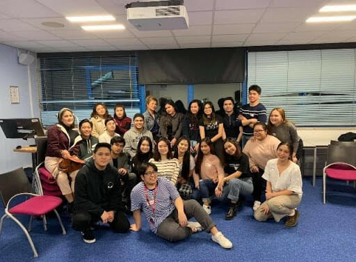 Bournemouth University Filipino society